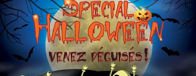 """Le Centre Social Espace Carnot vous propose une séance de """"Loony Dance"""" spécial Halloween le Jeudi 26 Octobre 2017 de 18h15 à 19h15 dans nos locaux ! Venez déguisés […]"""