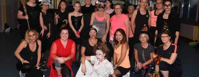 """Retour en images sur le cours de """"Loony Dance"""" spécial Halloween qui a eu lieu le Jeudi 26 Octobre 2017 au Centre Social !"""